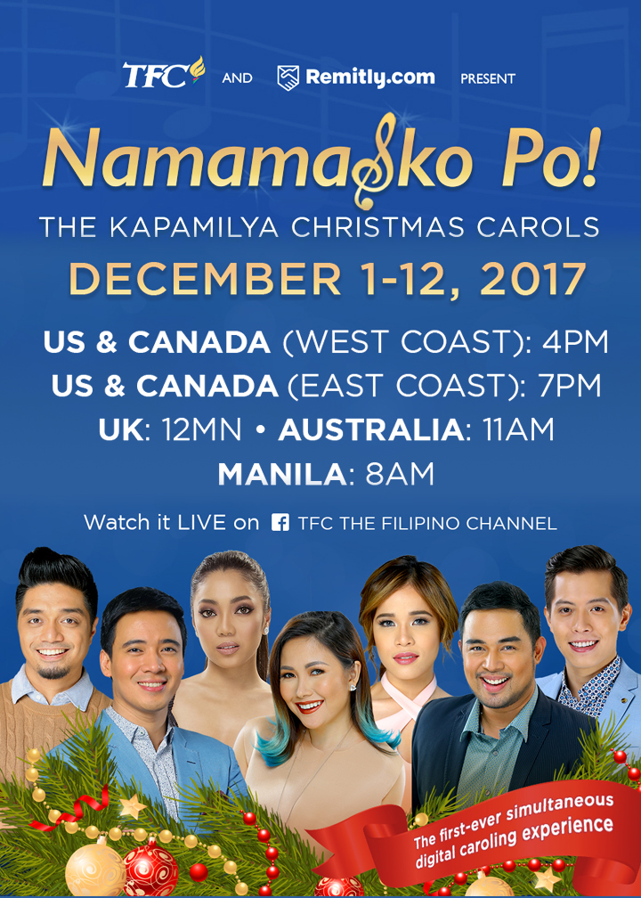 Chikkaness Avenue 12 Days Of Christmas Bring The Filipino Touch To