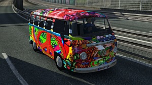 Hippie Van for AI traffic