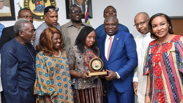 #AMAA2017 : National Arts Theatre Will Be Ready For AMAA 2017 - Ambode