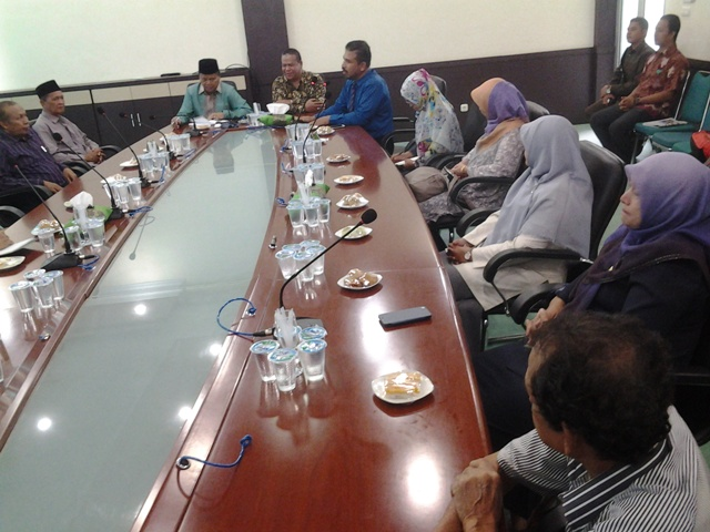 10 Mahasiswa PGSD Malang Mengikuti Kuliah SPADA di Umuslim