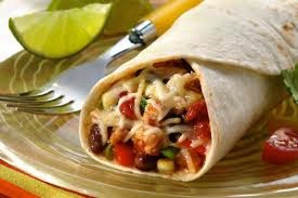 Spicy Mexican Bean Burritos Recipe