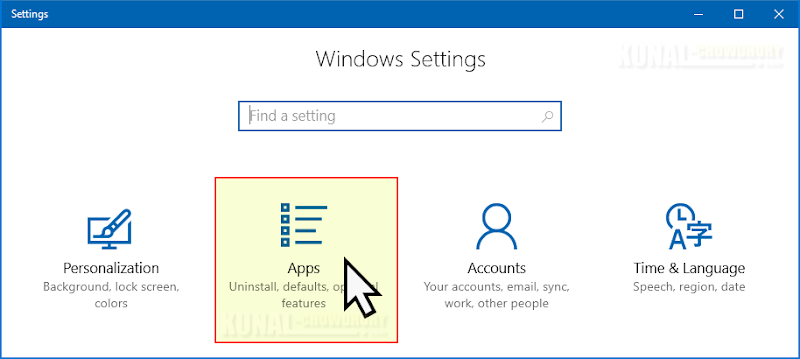 Windows 10 is going to get a new Startup Settings menu (www.kunal-chowdhury.com)