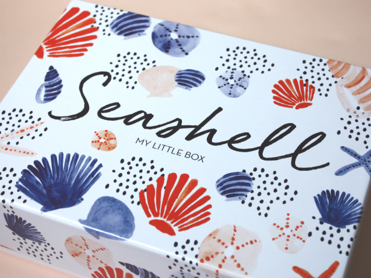 July My Little Box Seashell Edition Unboxing