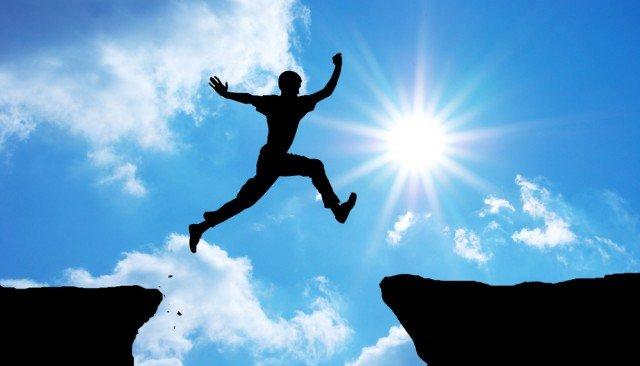 Os maiores obstáculos são temporários