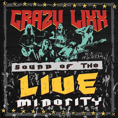 Crazy Lixx - Rock and a Hard Place