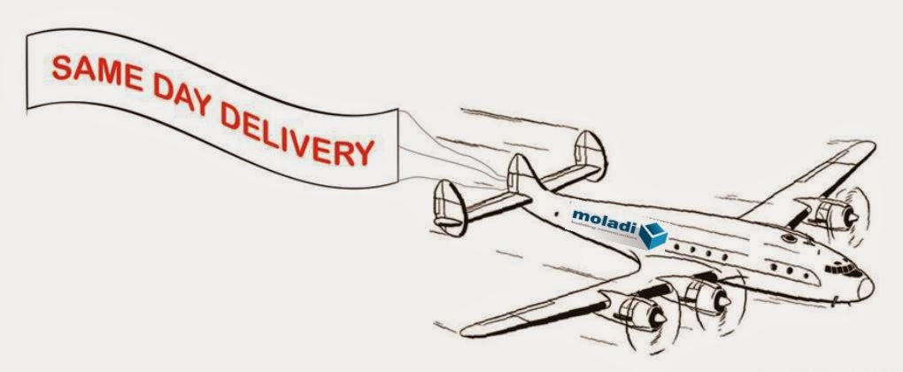moladi - Same Day Delivery