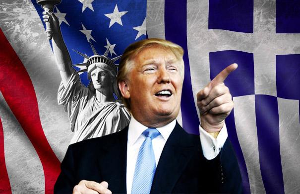 President Donald Trump και το Δόγμα Μονρόε