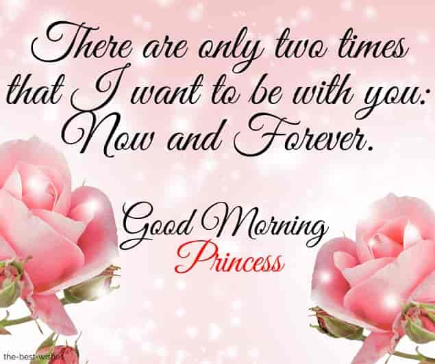 good morning my princess quotes