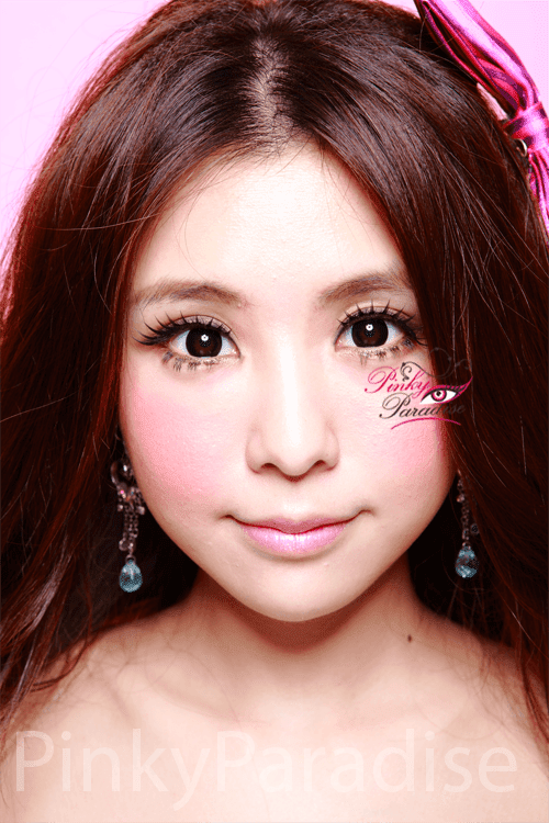 Geo Magic Black Circle Lenses 2