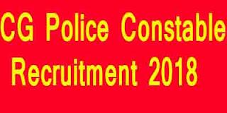 CG Police Constable