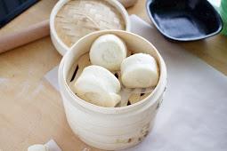 CHINESE BREAD RECIPE (MANTOU RECIPE)