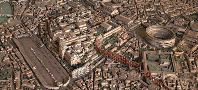 Leyes y antigua Roma