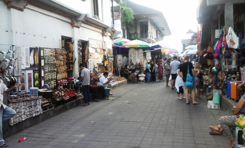 Ubud Traditional Art Market - Best Bali Holiday Tour Packages