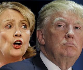 The US Presidential Debate: It Was WAR Between Clinton And Trump Last Night