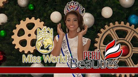 Miss World Nicaragua 2018