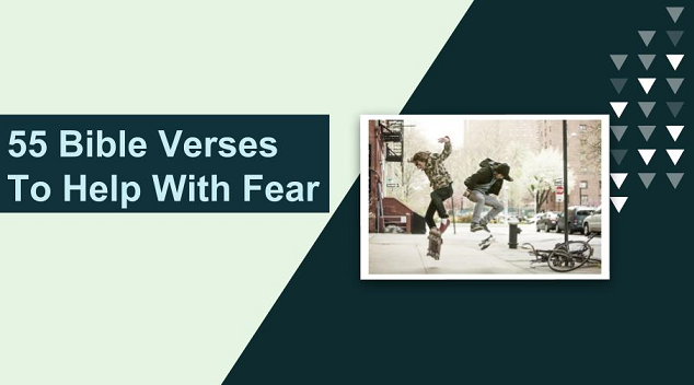 Bible Verses To Help With Fear