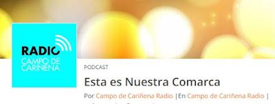 Podcast Radio comarcal campo de Cariñena