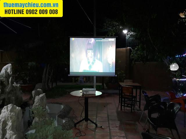 VNPC cho thuê máy chiếu phim HD trên truyền hình KTS FPT