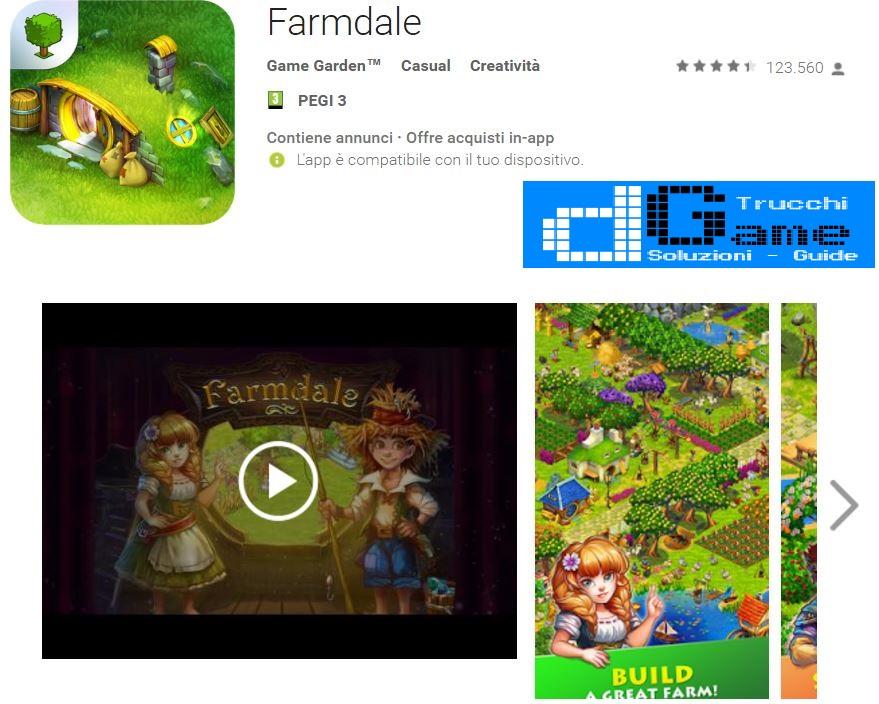 Trucchi Farmdale Mod Apk Android v2.1.1
