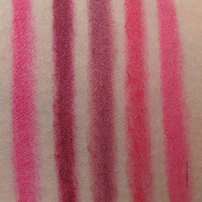 MeNow Kiss Proof Soft Lipsticks Review Swatch