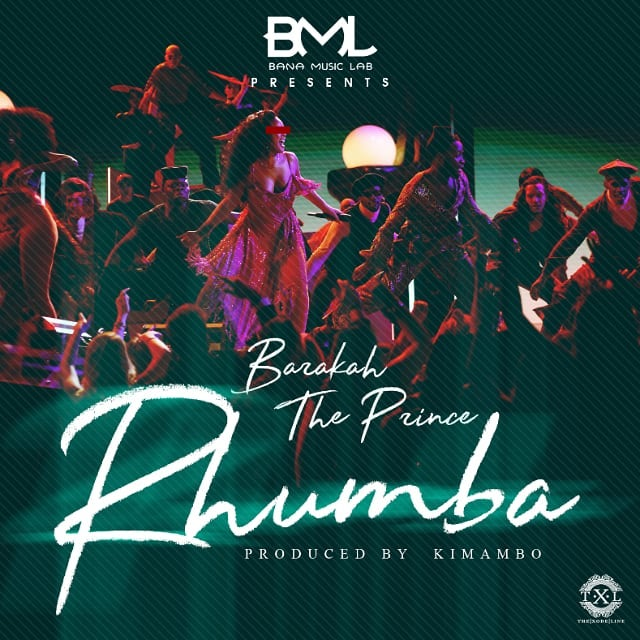 Barakah The Prince Ft. Brian Feel - Rhumba