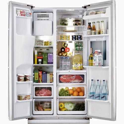 Chuyên sửa tủ lạnh Side by Side