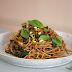 Roast Vegetable Spaghetti