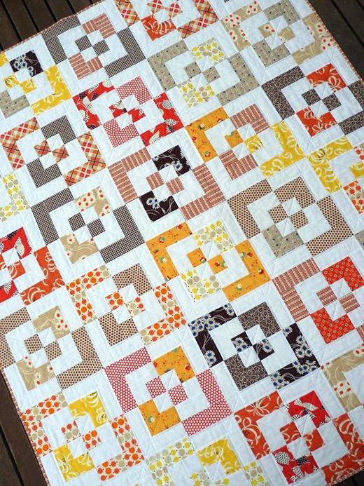 Bento Box Quilt Free Pattern