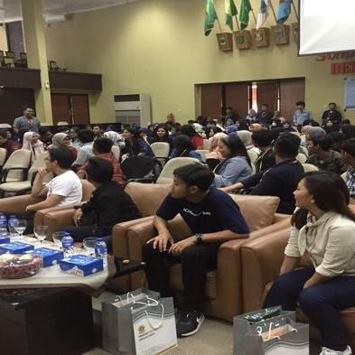 SI Fest Palembang, Mendalami Konsep Technology For Smart Future