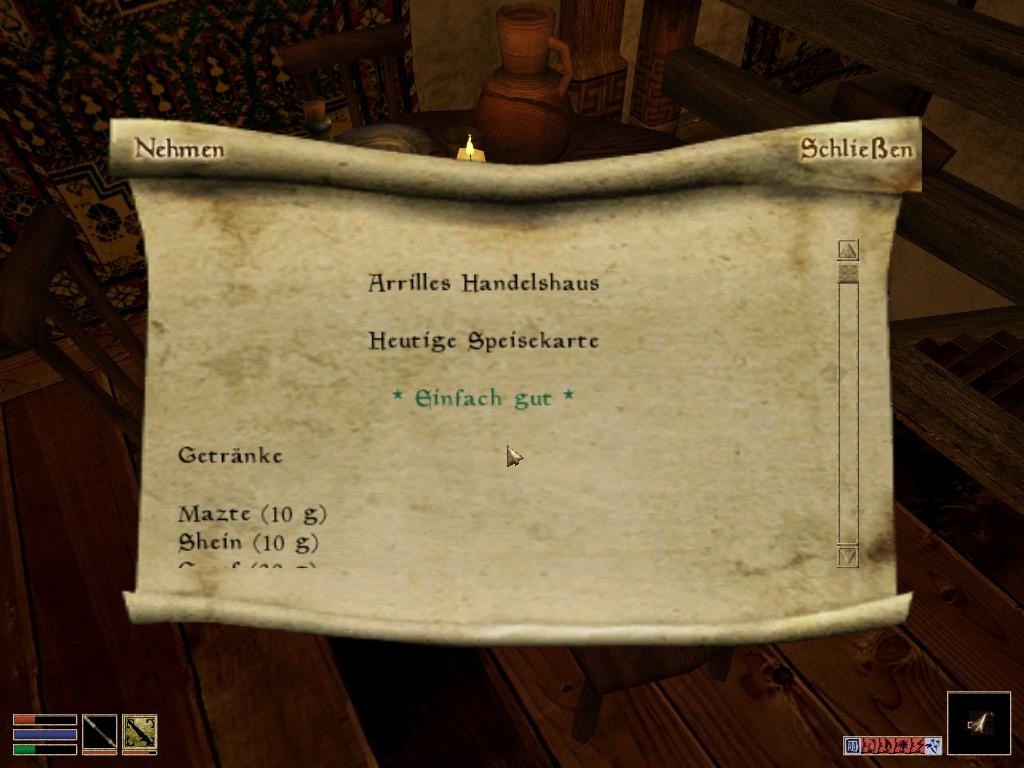 Clown Fish Cafe: Morrowind Alchemy