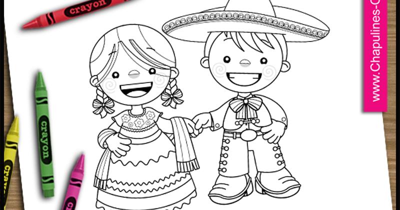 De Mexicano De Para Iluminar Dibujo Charro Traje