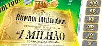 Promoção Cupom Milionário TeleSena 2017 26º Aniversário