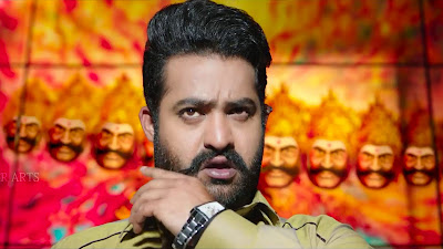 N T Rama Rao Jr High Defination HD Image In Jai Lava Kusa