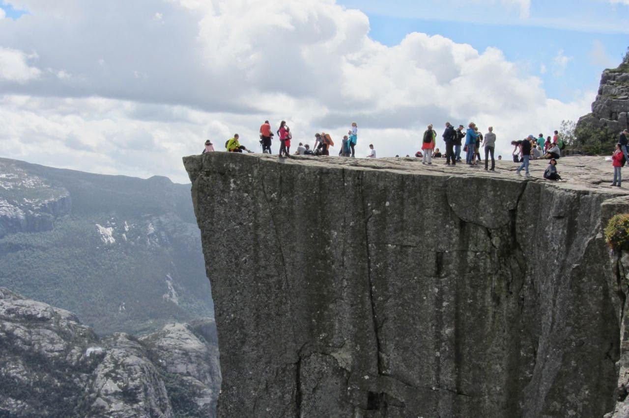 Noorwegen Preikestolen