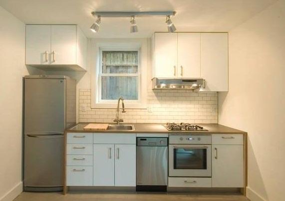 10 Cara Mendekorasi Dapur Sempit Supaya