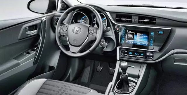 2018 Toyota Corolla Hatch