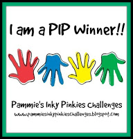 3 x Pammie's Inky Pinkies Winner