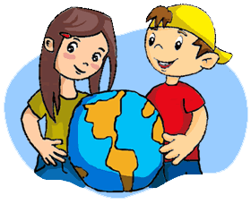 Resultado de imagen para planeta animado y niños