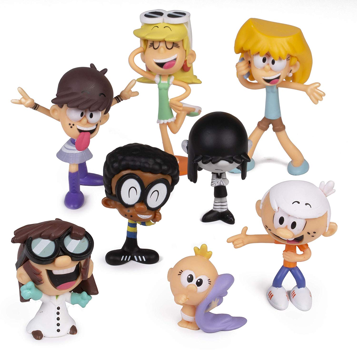Nickalive Wicked Cool Toys Announces The Loud House -6014