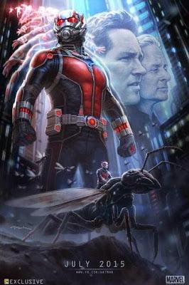 Người Kiến - Ant-Man - 2015