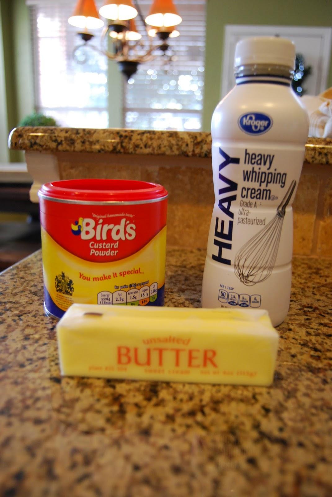 Nanaimo Bars | Momfessionals | Bloglovin' Kroger Whipping Cream