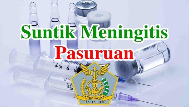 Alamat Tempat Suntik Vaksin Meningitis di Pasuruan