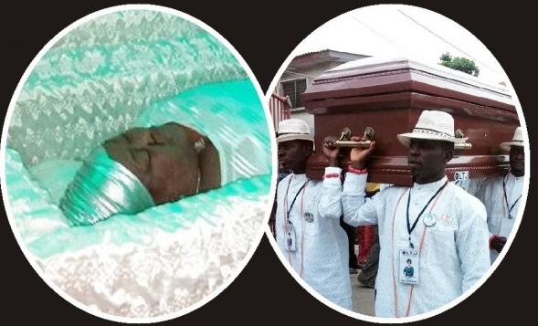 henrietta kosoko lagos funeral photos