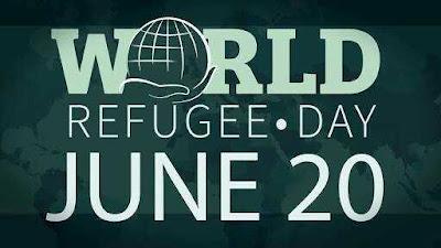 विश्व शरणार्थी दिवस (अंग्रेज़ी: World Refugee Day) प्रत्येक वर्ष 20 जून को विश्वभर में मनाया जाता है।