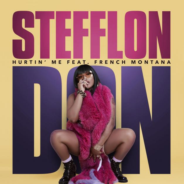 Stefflon Don Feat. French Montana - Hurt In Me (Clean / Dirty) - Single