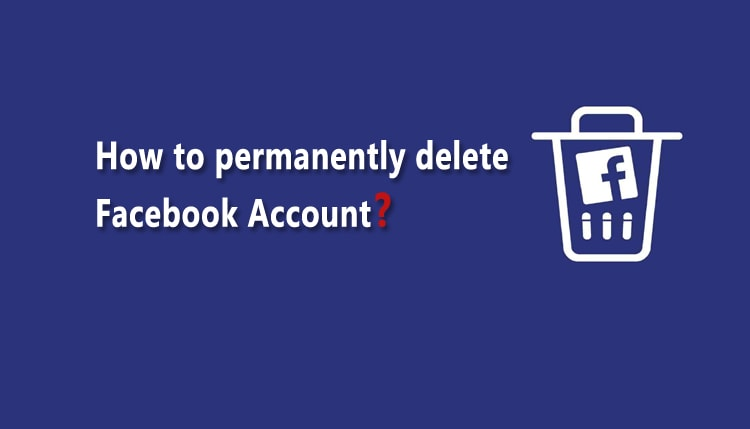 Facebook account delete kaise kare - simple guide