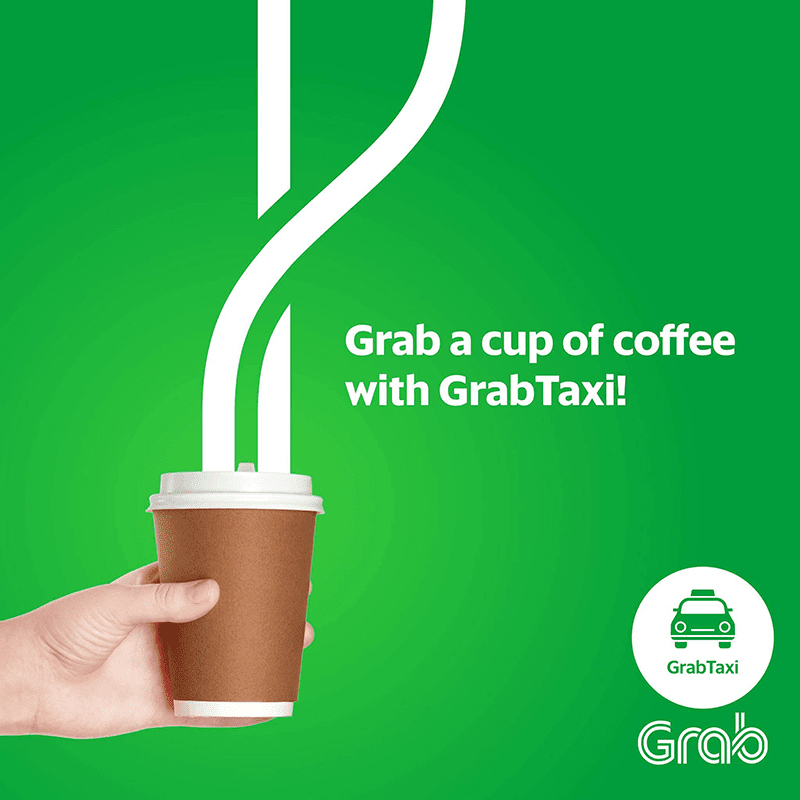 Grab Coffee promo