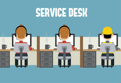 Pengertian service desk