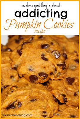 best pumpkin cookie recipe ever