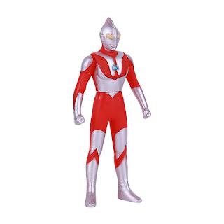 Ultraman Soft Rubber Figure Toys 13cm